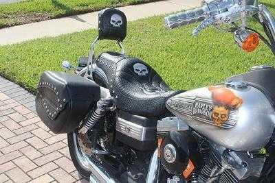 2008 Harley Davidson FXDB Dyna Street Bob in Hudson, FL
