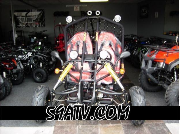 150CC Go-Kart Full Size Dune Buggy with Bumper to Bumper Warranty