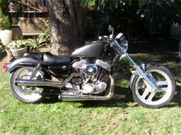 1994 Harley Davidson Motorcycle
