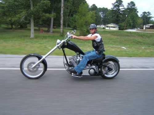 2006 American Ironhorse Outlaw Chopper Cruiser in Jacksonville, AL