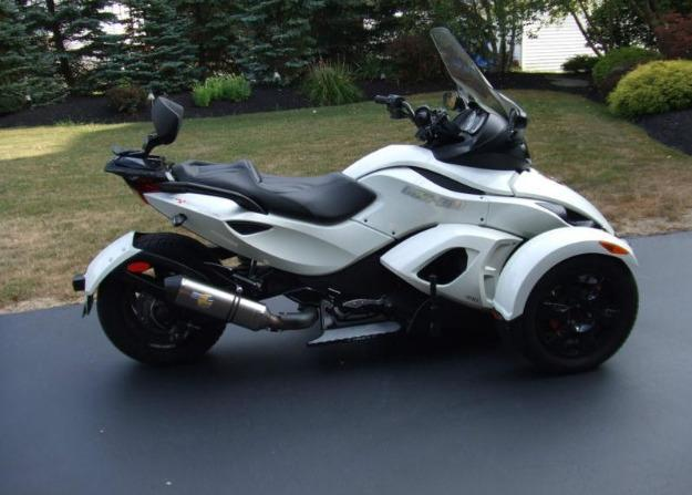 2010 Can-Am spyder Limited Edition RS SE5