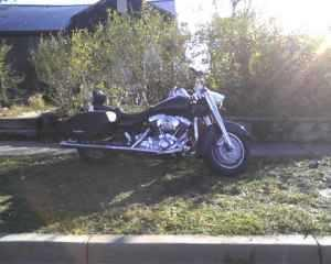 2004 Harley Davidson Road King Custom in Joplin, MO