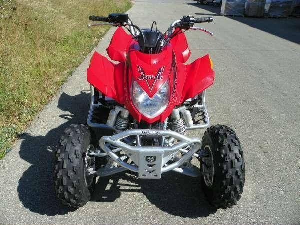 2007 Arctic Cat DVX 400