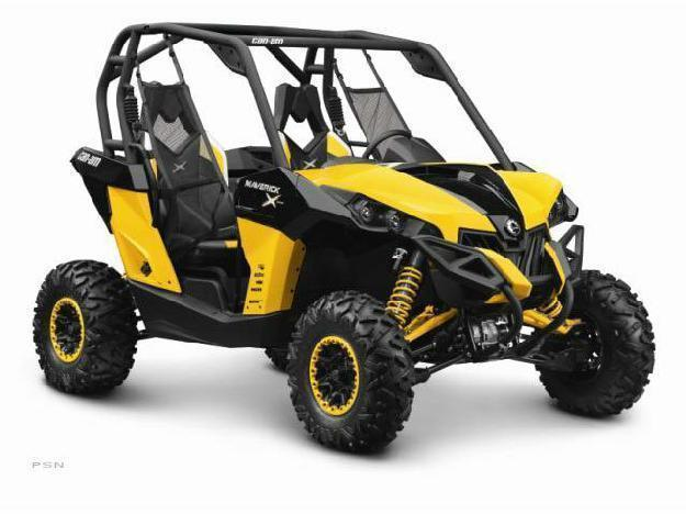 2013 Can-Am Maverick X rs 1000R