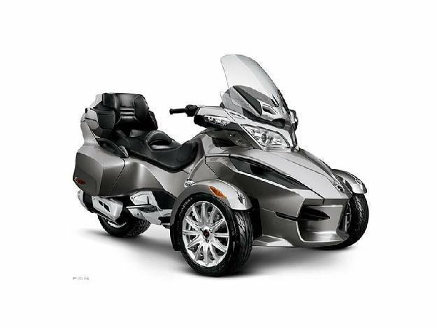 2013 Can-Am Spyder RT SE5