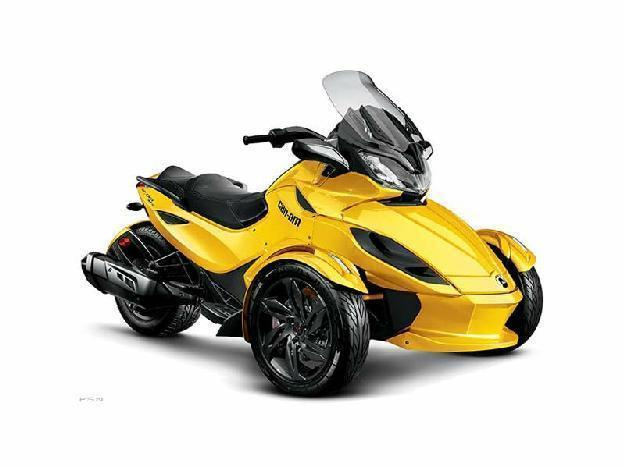 2013 Can-Am Spyder ST-S SE5