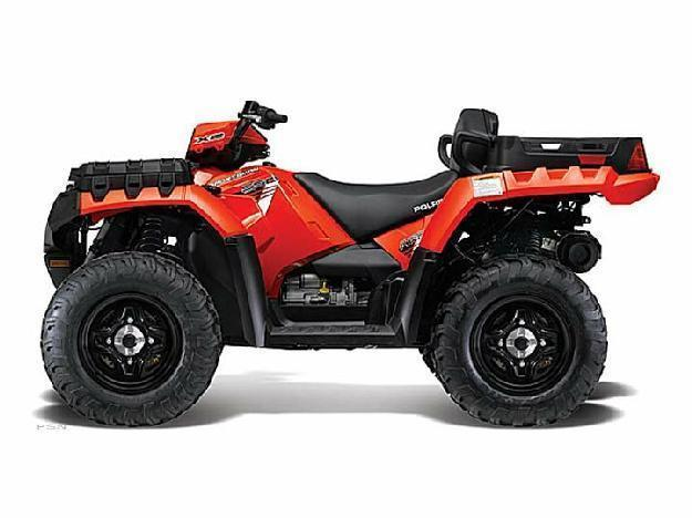 2013 Polaris Sportsman X2 550