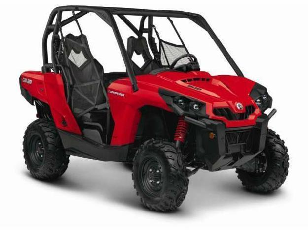 2014 Can-Am Commander 800R
