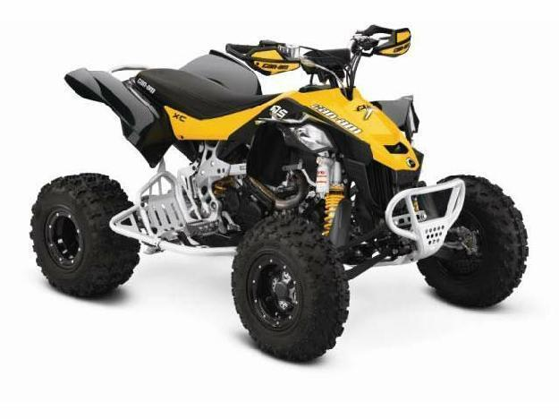 2014 Can-Am DS 450 X xc
