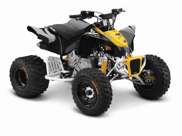 2014 Can-Am DS 90  X