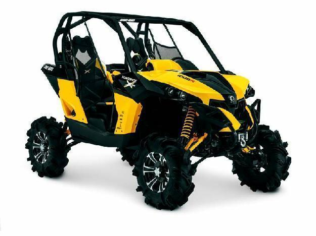 2014 Can-Am Maverick X mr 1000R