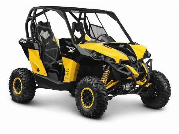 2014 Can-Am Maverick X rs 1000R