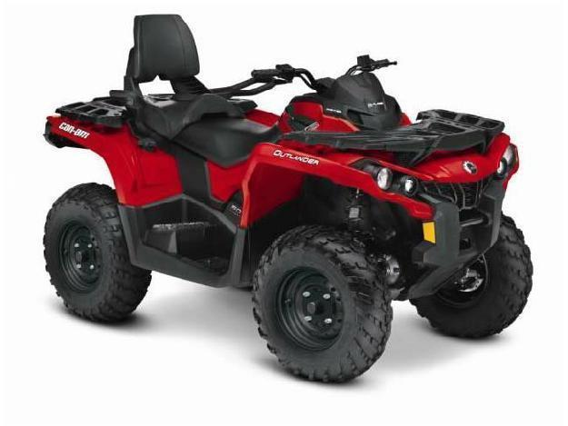 2014 Can-Am Outlander MAX 500
