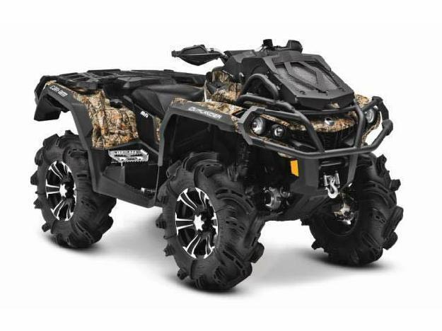 2014 Can-Am Outlander X mr 1000
