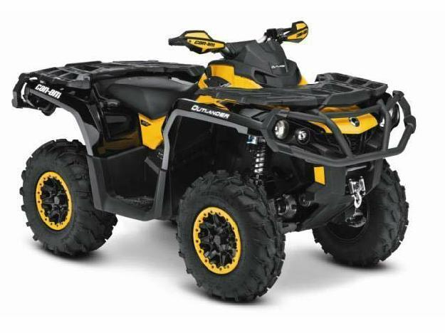 2014 Can-Am Outlander XT-P 1000