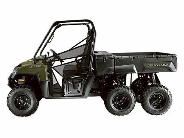 2014 Polaris Ranger 6X6