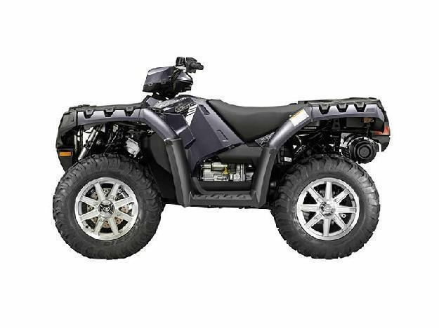2014 Polaris Sportsman 550 EPS