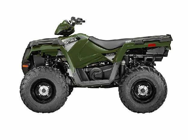 2014 Polaris Sportsman 570 EFI