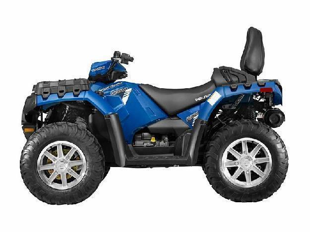 2014 Polaris Sportsman Touring 550 EPS