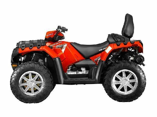 2014 Polaris Sportsman Touring 850 H.O. EPS