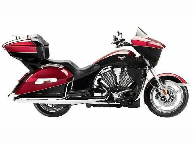 2014 Victory 15th Anniversary Cross Country Tour LE