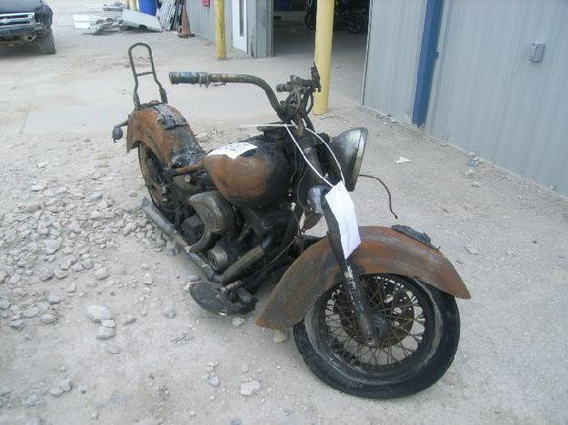 Salvage INDIAN MOTORCYCLE 1.4L  2 2002   - Ref#24572902