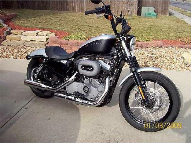 2008 Harley Davidson Sportster