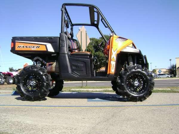 2013 Polaris Ranger XP 900 with EPS LE