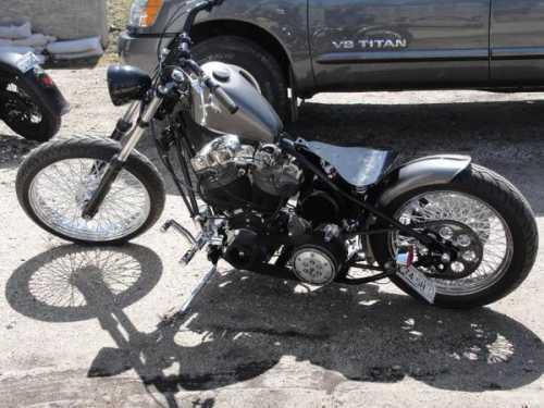 1974 Harley Davidson Shovelhead in Kewanee, IL