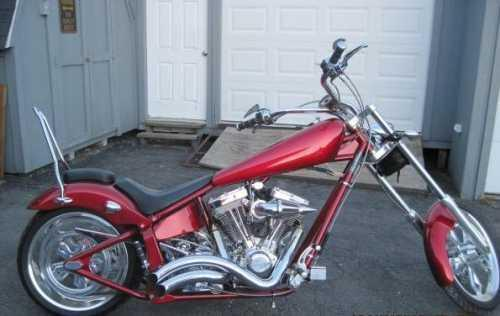 2005 American IronHorse Legend Custom in Keyser, WV