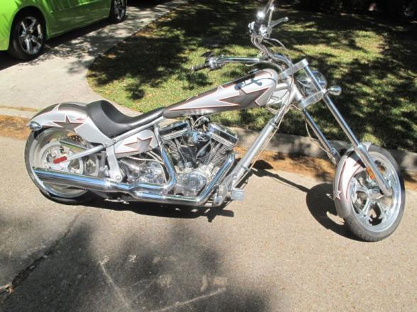 2007 American Ironhorse Legend