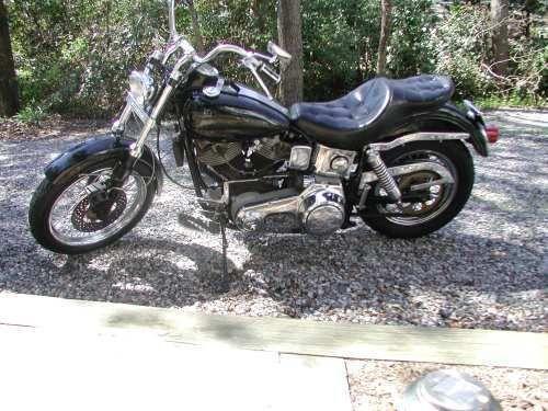 1973 Harley Davidson Super Glide
