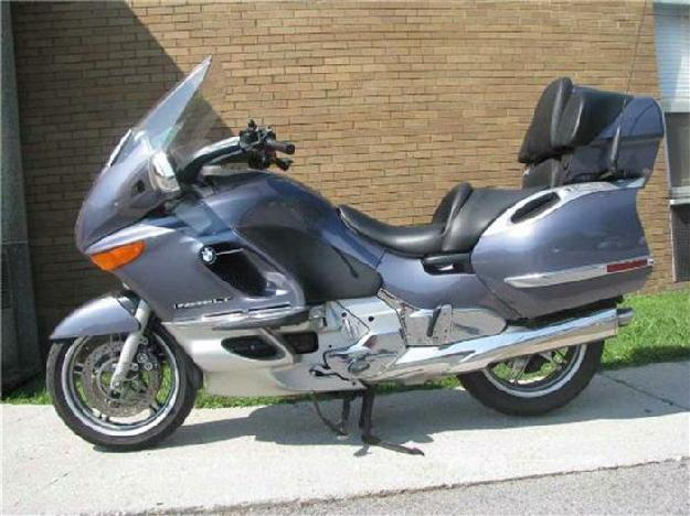 2001 BMW Motorcycle