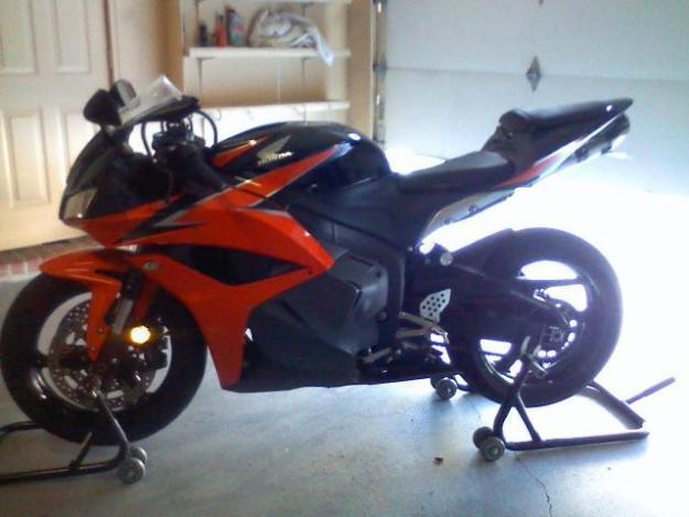 Dream Bike!  Ultimate CBR 600RR, 2010, Super clean / Stupid Fast!