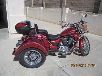 2001 Suzuki Intruder VS in Lake Havasu City, AZ