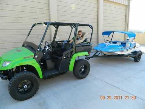 2008 Arctic Cat Prowler Side By Side Powersport in Lake Havasu City, AZ