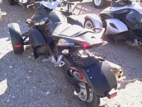 2008 Can Am Spyder Sportbike in Lake Havasu City, AZ