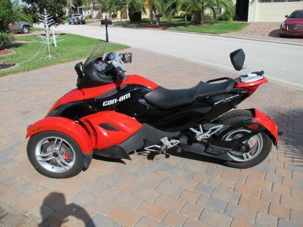 2009 Can-Am Spyder SE5