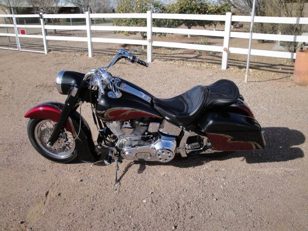 1997 Custom Harley Softail 120