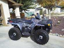 2007 Polaris Sportman 500 in Lancaster, CA