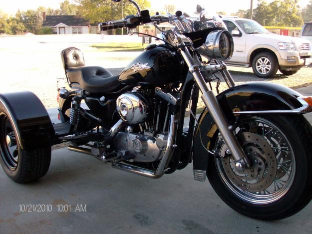 Sporster Trike Harley Davidson