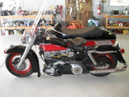 1981 Harley Davidson FLH Police Special