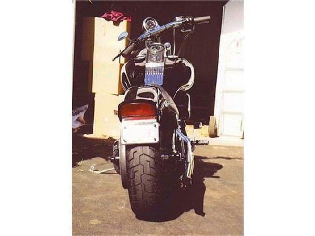 1997 Harley Davidson Motorcycle