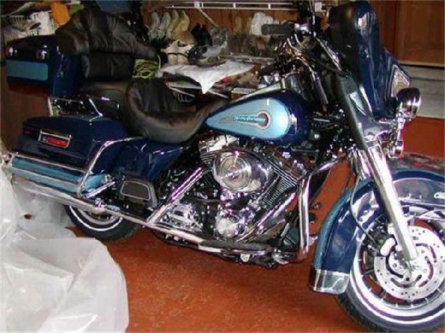 2003 Harley Davidson Police