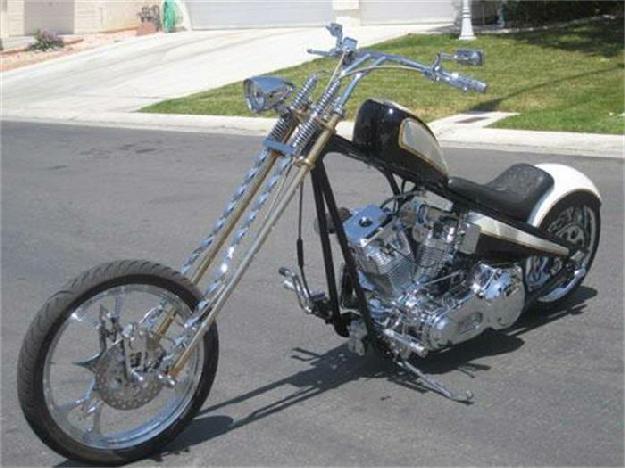 2005 Custom Motorcycle