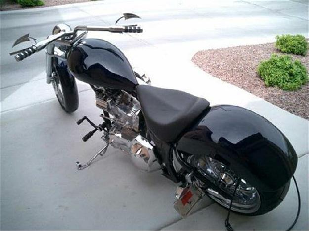 2005 Custom Motorcycle