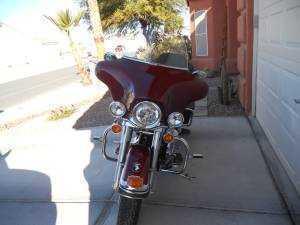 2006 Harley Davidson Electra Glide Classic Cruiser in Las Vegas, NV