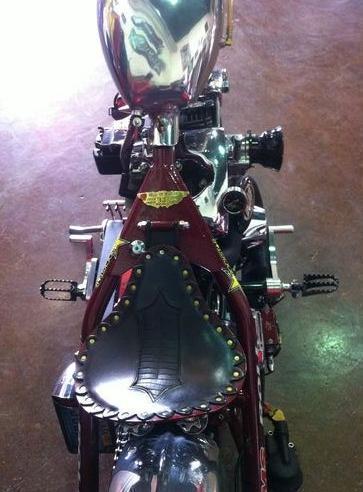 2011 Custom Built Motorcycles Bobber
