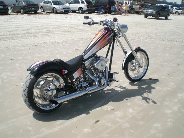 American Ironhorse Texas Chopper