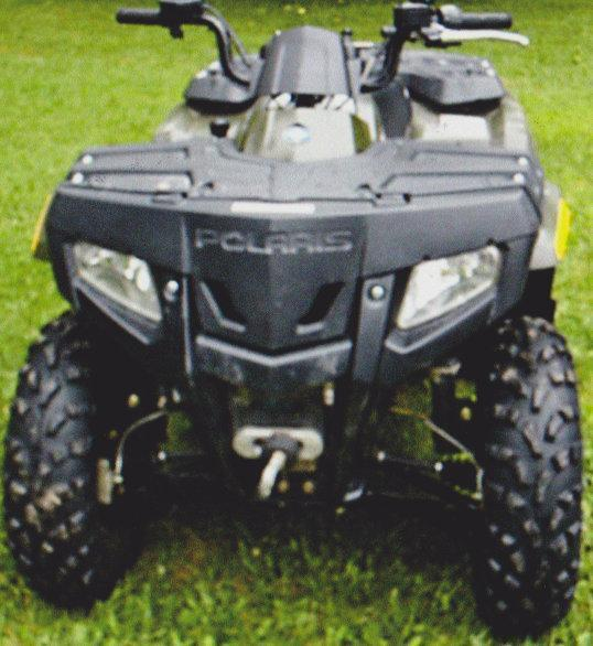 2009 Polaris Sportsman 400